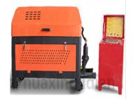 臨沂建筑機械廠家的地拖液壓調直機4KW5.5KW7.